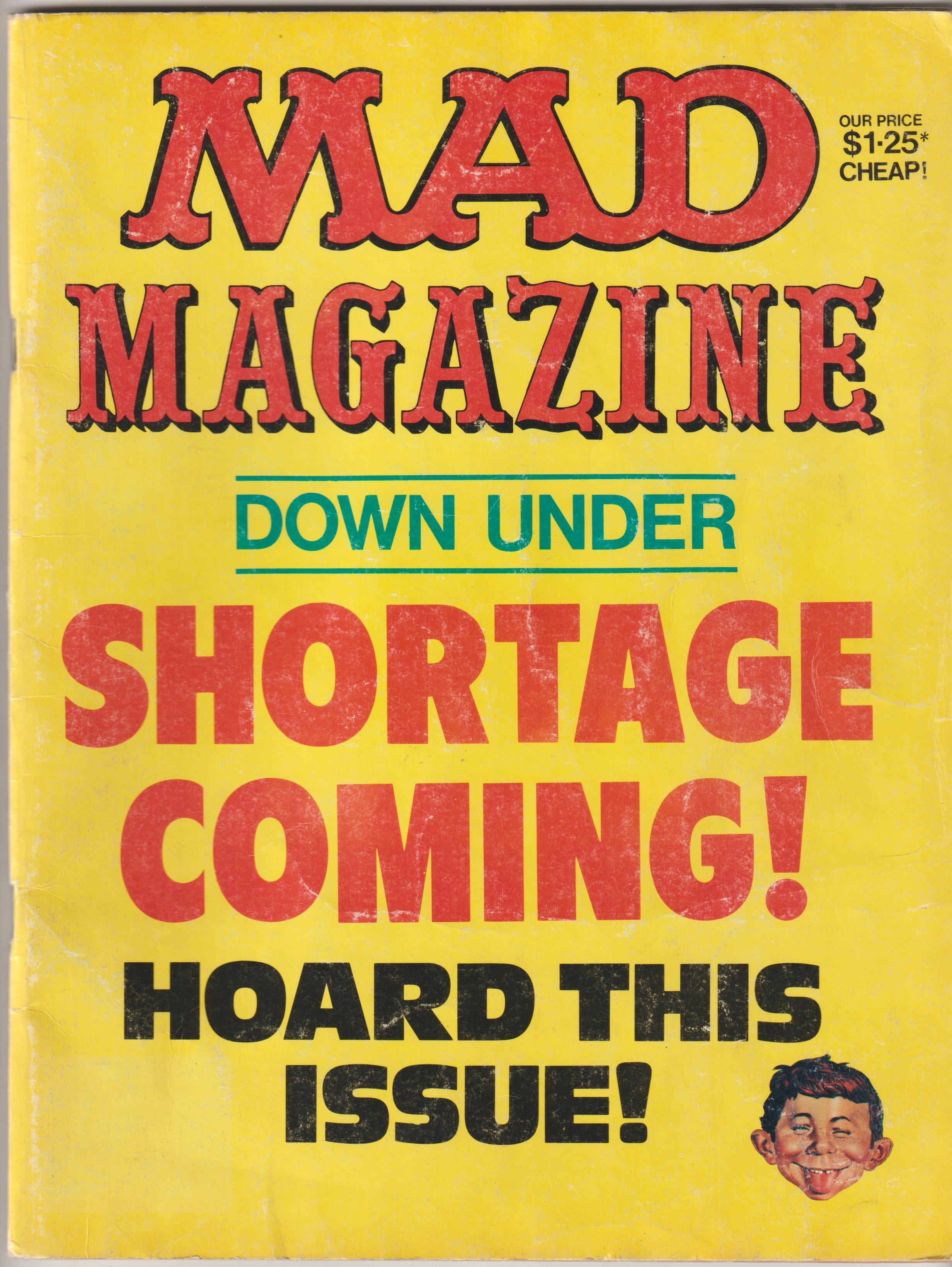 MAD Magazine #221 • Australia