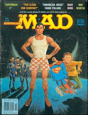 MAD Magazine #226 • Australia