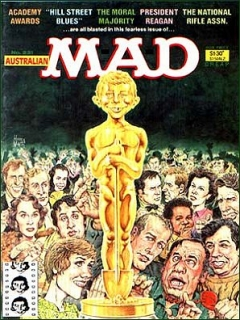 Go to MAD Magazine #231 • Australia
