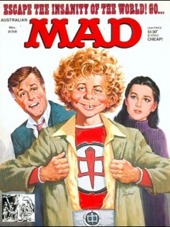 Go to MAD Magazine #232 • Australia