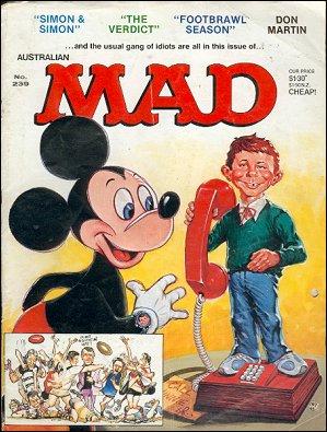 MAD Magazine #239 • Australia