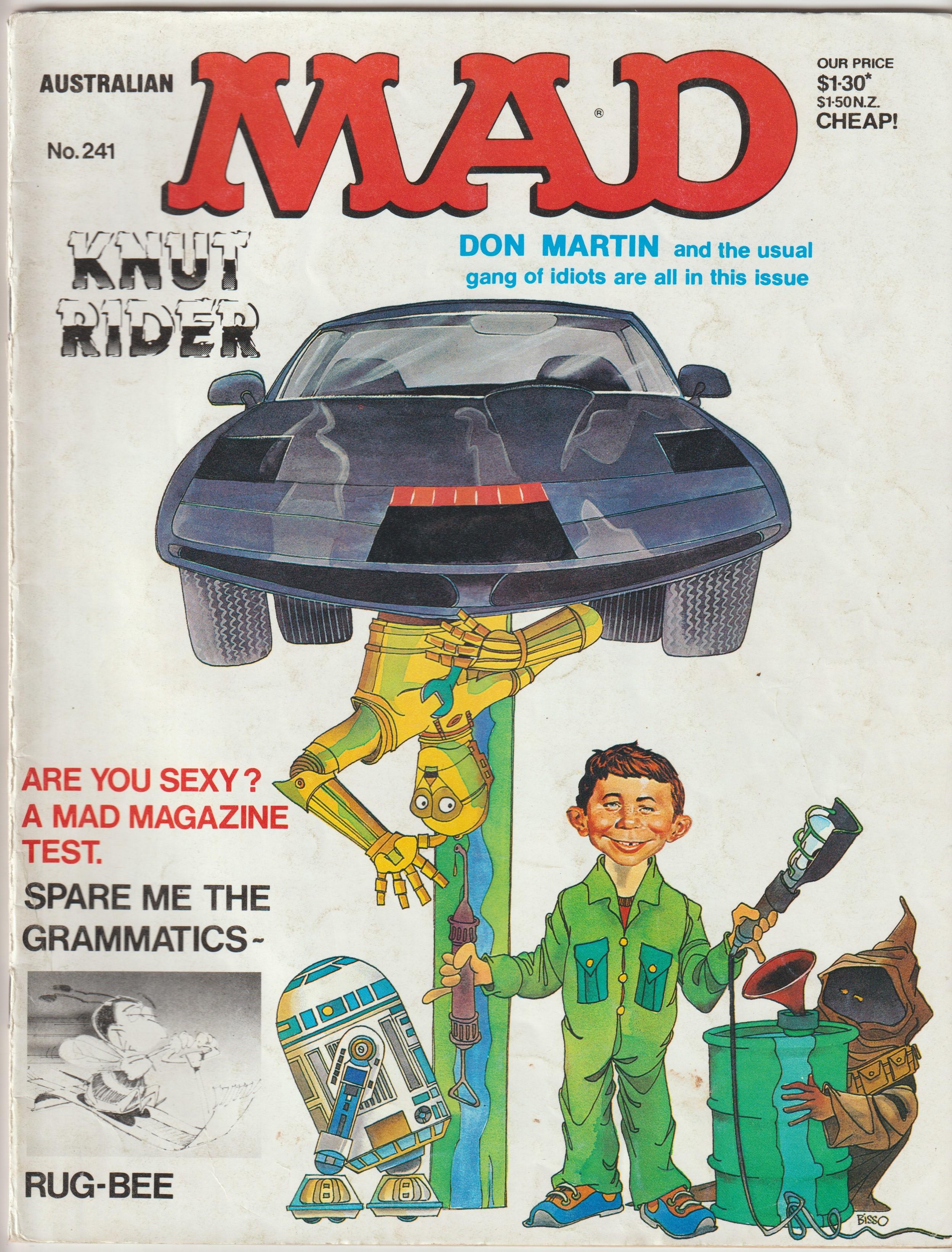 MAD Magazine #241 • Australia