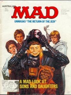 MAD Magazine #242 (Australia)