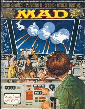 MAD Magazine #244 • Australia