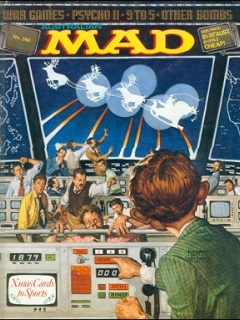 Go to MAD Magazine #244 • Australia