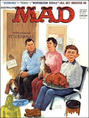 MAD Magazine #248 • Australia