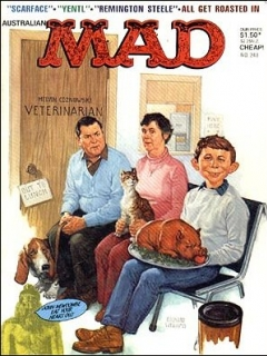 Go to MAD Magazine #248 • Australia