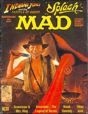 MAD Magazine #250 • Australia