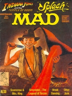 Go to MAD Magazine #250 • Australia