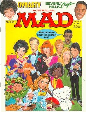 MAD Magazine #256 • Australia