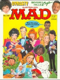 Go to MAD Magazine #256 • Australia