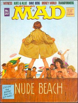 MAD Magazine #257 • Australia