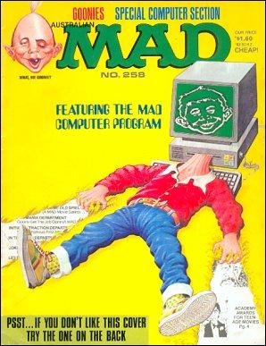 MAD Magazine #258 • Australia