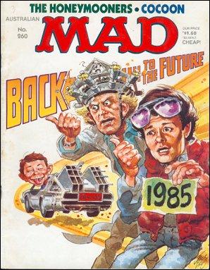 MAD Magazine #260 • Australia