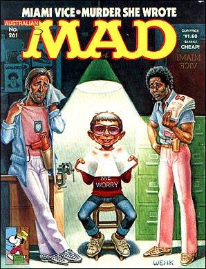 MAD Magazine #261 • Australia