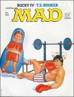 MAD Magazine #262 • Australia