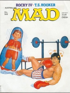Go to MAD Magazine #262 • Australia