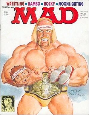 MAD Magazine #264 • Australia