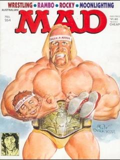 Go to MAD Magazine #264 • Australia