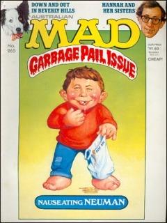 Go to MAD Magazine #265 • Australia
