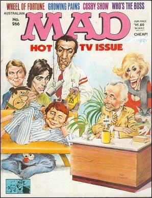 MAD Magazine #266 • Australia