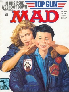 Go to MAD Magazine #267 • Australia