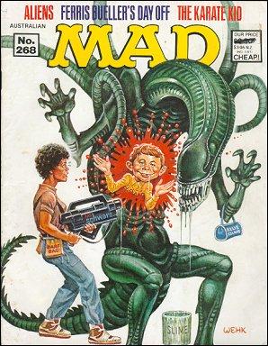 MAD Magazine #268 • Australia