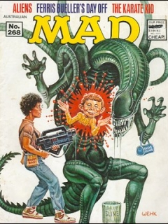 Go to MAD Magazine #268 • Australia