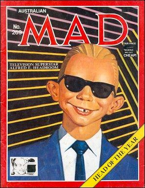 MAD Magazine #269 • Australia