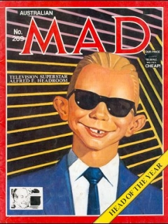Go to MAD Magazine #269 • Australia