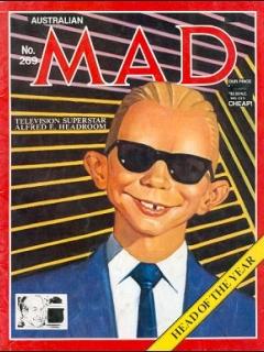 Go to MAD Magazine #269 • Australia