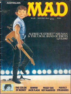 MAD Magazine #270 • Australia