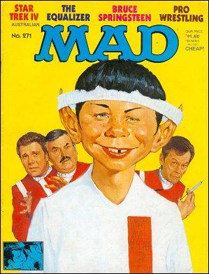 MAD Magazine #271 • Australia