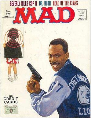 MAD Magazine #275 • Australia