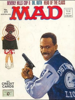 Go to MAD Magazine #275 • Australia