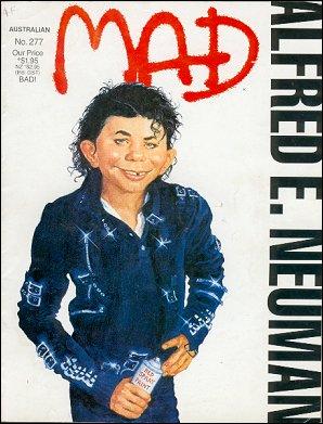 MAD Magazine #277 • Australia