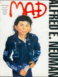 Go to MAD Magazine #277 • Australia