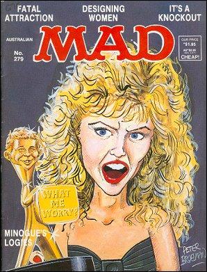 MAD Magazine #279 • Australia