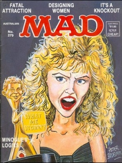 Go to MAD Magazine #279 • Australia