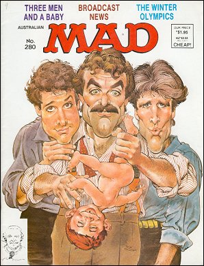 MAD Magazine #280 • Australia
