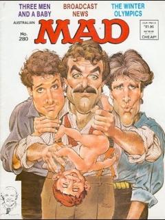 Go to MAD Magazine #280 • Australia
