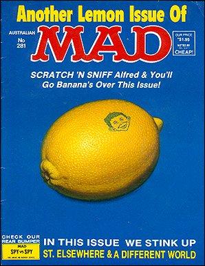 MAD Magazine #281 • Australia