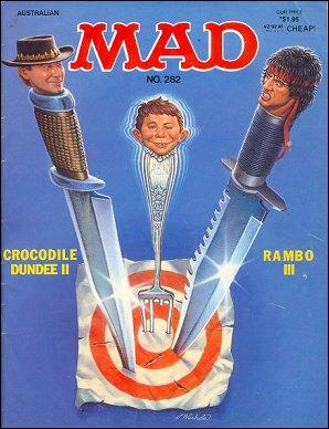 MAD Magazine #282 • Australia