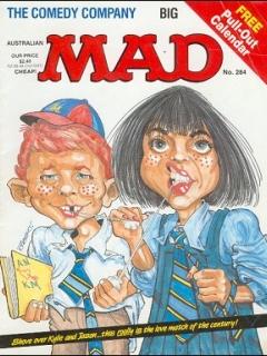 Go to MAD Magazine #284 • Australia