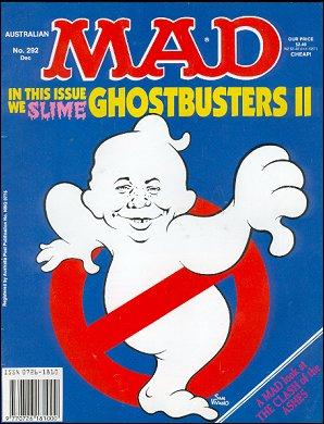 MAD Magazine #292 • Australia