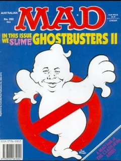 Go to MAD Magazine #292 • Australia