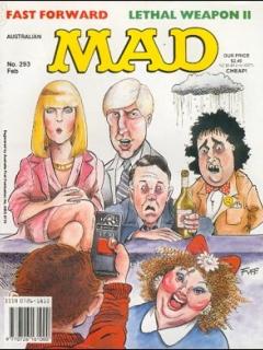 Go to MAD Magazine #293 • Australia