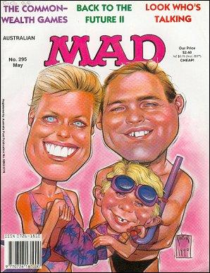 MAD Magazine #295 • Australia