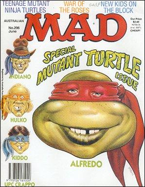 MAD Magazine #296 • Australia