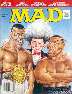 MAD Magazine #297 • Australia